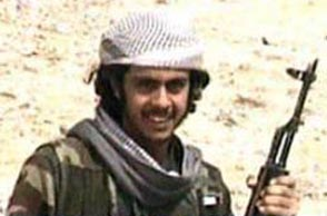 A frame of Saeed Alghamdi in his martyr video.